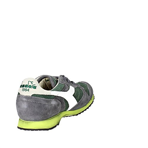 Diadora Heritage - Sneakers MI BASKET USED for man and woman Fogliage Green / Castle Rock buy cheap big sale 100% original for sale quality free shipping low price sale 2015 new eastbay 2JwvVi