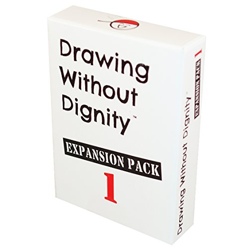 Drawing Pack (Drawing Without Dignity: Expansion Pack 1)