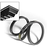 Outer Length 1657mm HTC SPA1657 Wedge Wrapped V Belt 10mm x 13mm