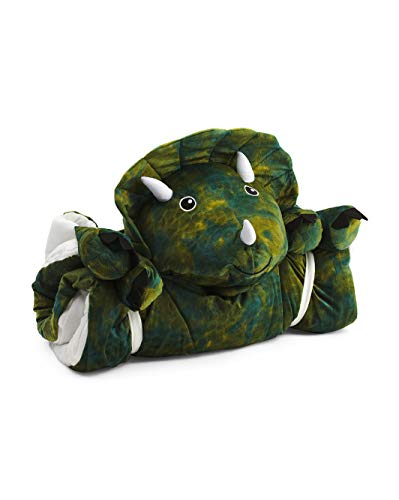 d4a94aaf70 Image Unavailable. Image not available for. Color  Frolics Plush Sleeping  Bag Assorted Animals ...