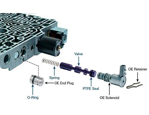 Sonnax 4T65E Transmission Sonnax TCC Apply Valve Kit 84754-43K