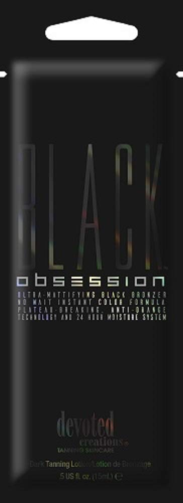 Lot of 5 Packets of Black Obsession Tanning Lotion