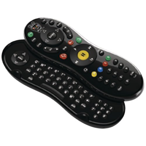 Tivo Slide C00240 Keyboard Remote Control, Black