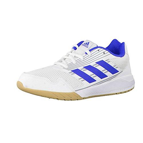 Adidas Midgre Unisexe Gris Ba9426 Blanc chaussures Ftwwht Bleu Chaussures Enfants Pour De Mi Bleu Fitness rqB6Iztwr