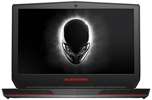 Alienware AW15R2-6161SLV 15.6-Inch FHD Laptop (6th Generation Intel Core i7, 16 GB RAM, 1 TB HDD + 256 GB SATA SSD,NVIDIA GeForce GTX 970M, Windows 10 Home), Silver (Certified Refurbished) by Alienware