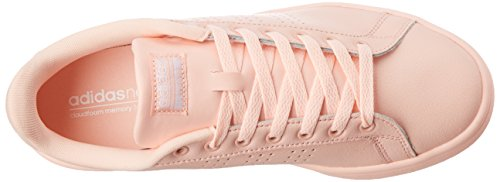 Advantage Cloudfoam Adidas Femme Rose Basses Sneakers 51qwax0v