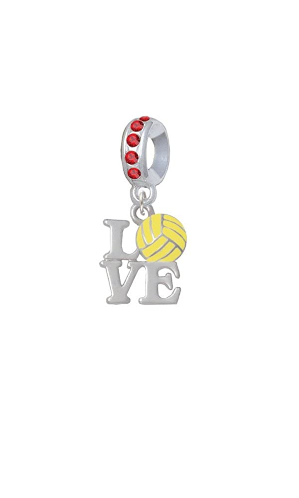 Amazon.com: Silvertone Love with Water Polo Ball - Black ...