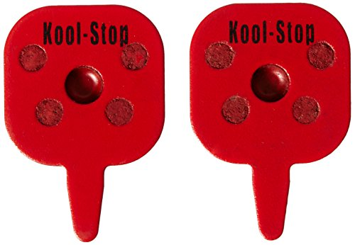 Kool Stop Steel Disc Brake Pads for Tektro Mech/Hydraulic