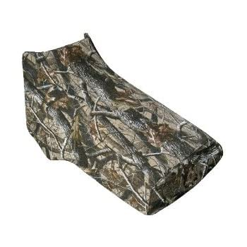 VPS Seat Cover Compatible With Yamaha Big Bear 350 up to 99 Camo Top Black Sides Logo Seat Cover