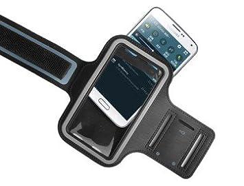 bandes r/éfl/échissantes et poche /à cl/é S7//S7 edge// S8//A8 compatible avec iPhone 678 Plus,XS Max,S6 Edge Plus NOVAGO Brassard de sport n/éopr/ène avec bande scratch 5.5 Huawei Honor 8//9//10,P20 P10-Noir