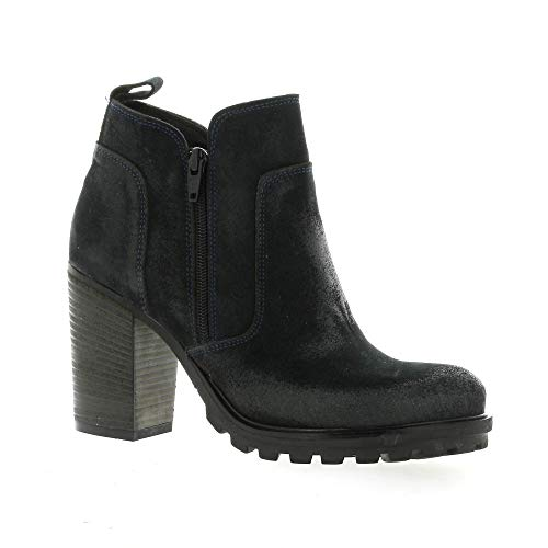 Cuir Boots Boots Marine Pao Velours Cuir Pao Velours q5w7xXU