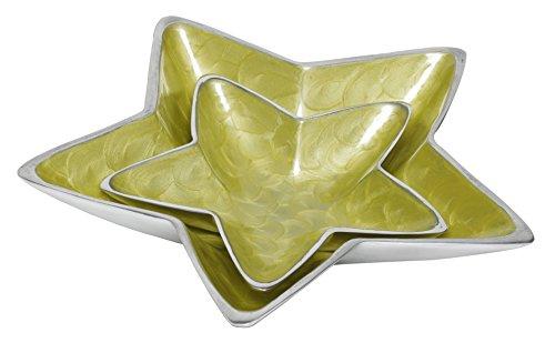 Artisan d'Orient 710228919960 Star Deep Bowl Set, Sizes-7