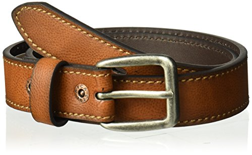 Levi's Big Boy's Jean Belt with Harness Buckle , tan/black, Small Big Kids Tan Apparel