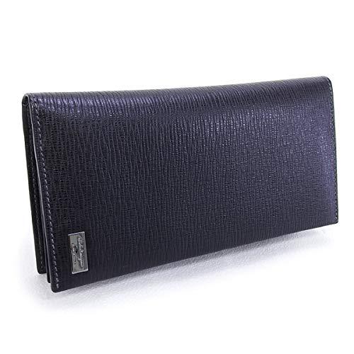 [サルヴァトーレ フェラガモ] 財布 メンズ 長財布 カーフ ブラック (66 7092 0355939 NERO) [並行輸入品] B07P1NBCSD