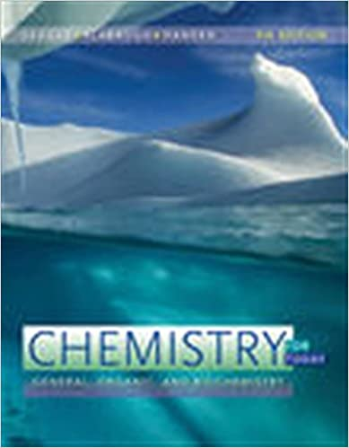 Chemistry for today general organic and biochemistry spencer l chemistry for today general organic and biochemistry spencer l seager michael r slabaugh maren s hansen 9781305960060 amazon books fandeluxe Image collections