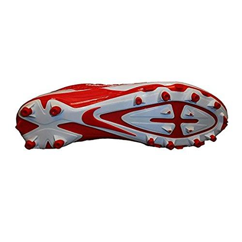 Zapatillas de f¨²tbol Nike Alpha Pro TD Low para hombre Naranja / Blanco 579545-181 Tama?o 13