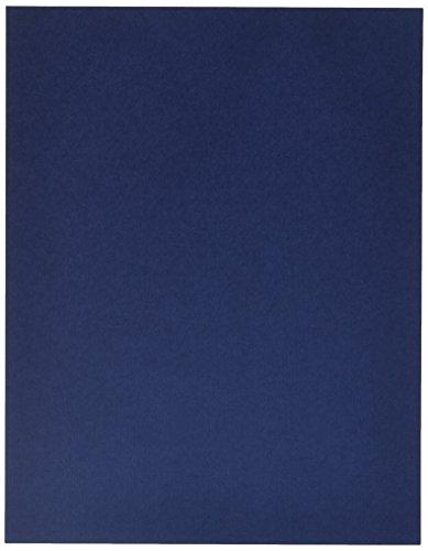 GBC Linen Weave Standard Presentation Covers, Non-Window, Sq