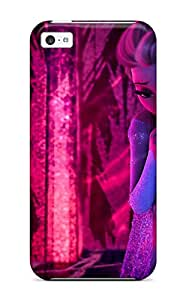 Durable Protector Case Cover With Elsa Hot Selling Design For Iphone 5c