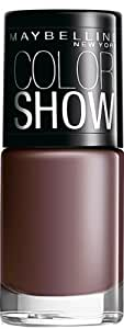 Maybelline Color Show Nail Enamel, Midnight Taupe