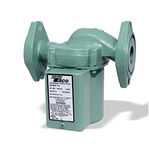 Iron Cast Pump Circulator (Taco 005-F2 Cast Iron Circulator Pump)