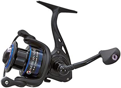 Lew/'s AHC200 American Hero Camo Speed Spin Spinning Reel