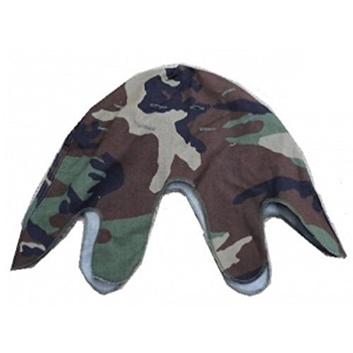 Onermade Steel Pot Helmet Cover Woodland For M-1 or, used for sale  Delivered anywhere in USA