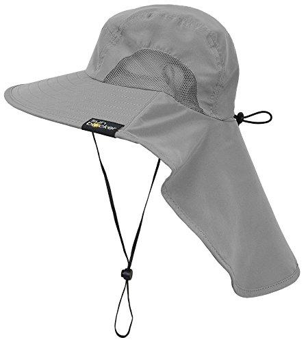 ad21fa7e9b24f 3 · Sun Blocker Outdoor Sun Protection Fishing Cap with Neck Flap