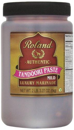 Roland Tandoori Paste, Mild, 35.27 Ounce