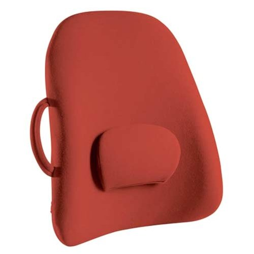 ObusForme Lowback Backrest Support (Burgundy)