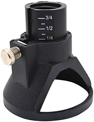 B Blesiya 電気研削ポジショナー 回転ドリル 位置決め 電動グラインダー ロケーター ホーンカバー