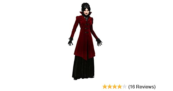 Women/'s Plus Size Delightfully Dreadful Vampiress Costume