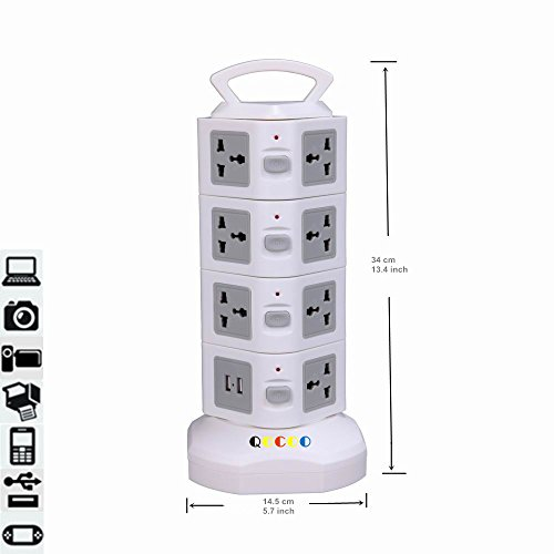 qocoo-65ft-retractable-cable-us-plug-power-strip-15-outlet-surge-protector-worldwide-converter-verti