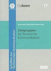 Zielgruppen für Technische Kommunikation