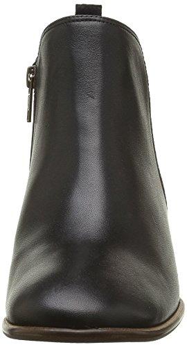 Emma Go Wallace, Stivali Classici alla Caviglia Donna Nero (Calf Black/Geo Black)