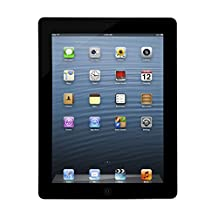 Apple iPad MC705LL/A (16GB, Wi-Fi, Black) 3rd Generation (Refurbished)