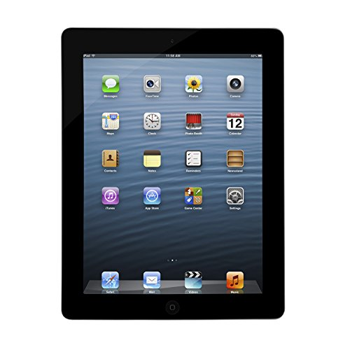 Apple iPad 3 Retina Display Tablet 16GB, Wi-Fi, Black (Certi