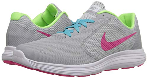 Pictures of NIKE Kids' Revolution 3 (GS) Running Shoes 819413/819416 4