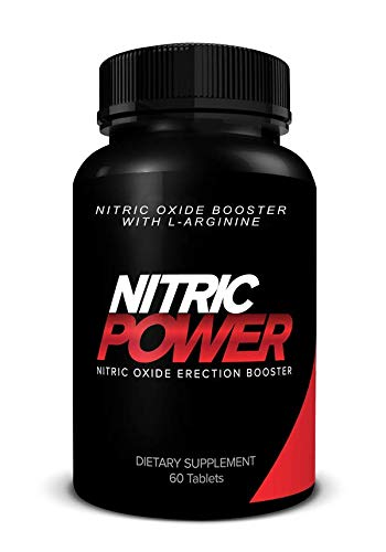 Nitric Power Nitric Oxide Supplement with L-Argenine