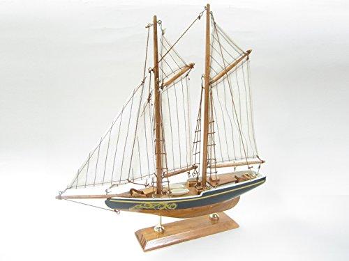 Review Bluenose Starter Boat Kit: