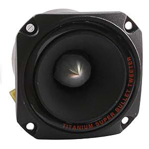 Amazon.com: Seismic Audio - Single Titanium Horn Bullet