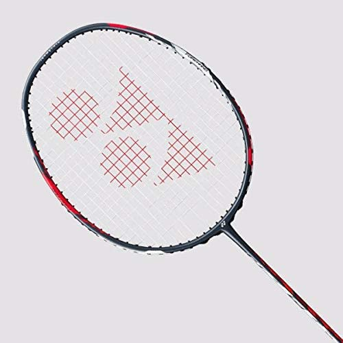 Yonex Duora 77 Badminton Racket (Red/White)(3UG4)(Strung with BG65@ 24lbs) 41osjY7H9fL