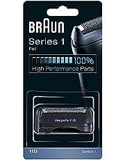 Braun 11B vervangende combinatie van schaaronderdelen