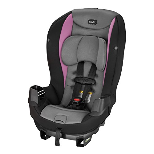 Evenflo Convertible Car Seat, Amethyst, Sonus