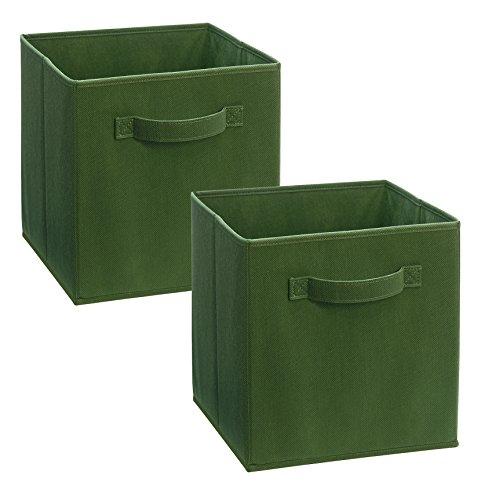 storage baskets green - 6