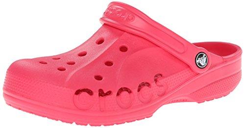 Crocs Unisex Baya Clog, Red