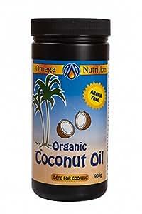 Omega Nutrition Coconut Oil, 32-Ounce