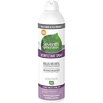 Cleanwell botanical disinfectant all purpose cleaner spray lemon scent 26 fl for Cleanwell botanical disinfectant bathroom cleaner