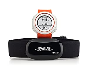 Magellan Echo Smart Sports Watch with Heart Rate Monitor-Bluetooth Smart (Orange)