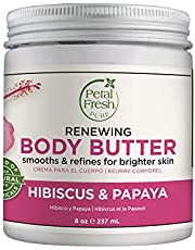 Petal Fresh Body Butter, Hibiscus & Papaya, 8 Ounce