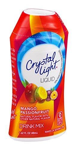 Crystal Light Liquid Drink Mix Mango Passionfruit Flavor 1.62 Oz (Pack of (Mango Passion Fruit Fruit)